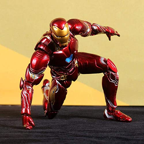 descuentos y mas Marvel SHF Avengers  Juguetes para Niños Iron Man Man Man MK50 De Final del Juego  venta al por mayor barato