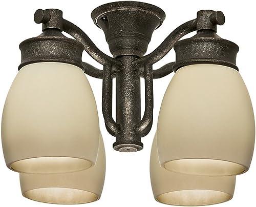 high quality Casablanca 99087 Outdoor 4 Light lowest Fixture, 2021 Aged Bronze online sale