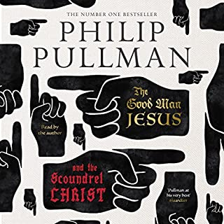 The Good Man Jesus and the Scoundrel Christ cover art