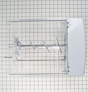 Ge WR17X12111 Refrigerator Ice Container Assembly Genuine Original Equipment Manufacturer (OEM) Part