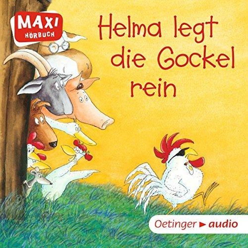 Helma legt die Gockel rein audiobook cover art