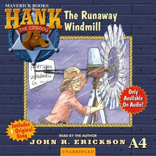 The Runaway Windmill cover art