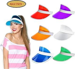 Best colored sun visors Reviews