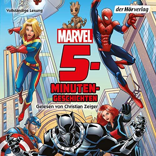 Marvel Titelbild