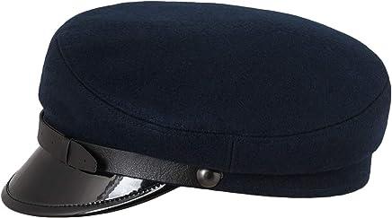 7794c6088da Sterkowski Wool Cloth Peaked Breton Style Maciejowka Cap
