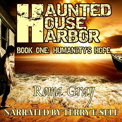 Haunted House Harbor audiobook cover art