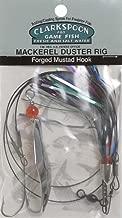 Clarkspoon MDXT-0RBMS Mackerel Duster Rig 0 Spoon, Christmas Tree