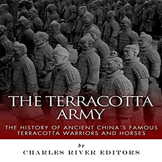 The Terracotta Army audiobook cover art