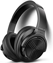 TREBLAB Z2 – Bluetooth Headphones Over Ear | 35H Battery Life | Active Noise..