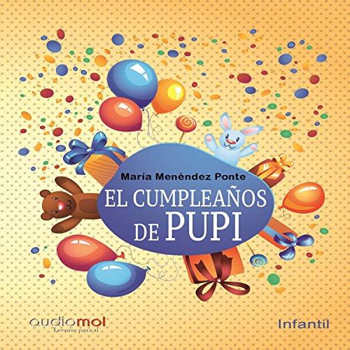 El cumpleaños de Pupi [Pupi's Birthday] cover art