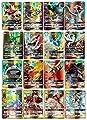 zhybac Pokemon Card,Tarjetas de Pokemon,60 Piezas Pokemon Cartas, Pokemon Trading Cards, Juego de Cartas, Cartas Coleccionables, Trainer Cartas, Cartas Pokémon Game Battle Card, Regalos para niños de zhybac