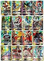 zhybac Pokemon Card, Pokemon Cartes,Pokemon Flash Card, Pokemon Card, Carte Pokémon,Carte Enfants,60 Cartes Full GX, 60...