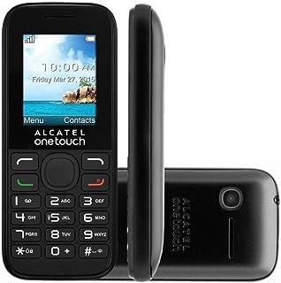 Celular Alcatel 1052d Dual Sim Com Câmera Radio Fm Bluetooth