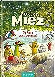 ISBN zu Doktor Miez - Die Reise zur Schatzinsel (Doktor Miez 4): Lustige Abenteuer mit vielen bunten Bildern | In Fibelschrift zum ersten Selberlesen