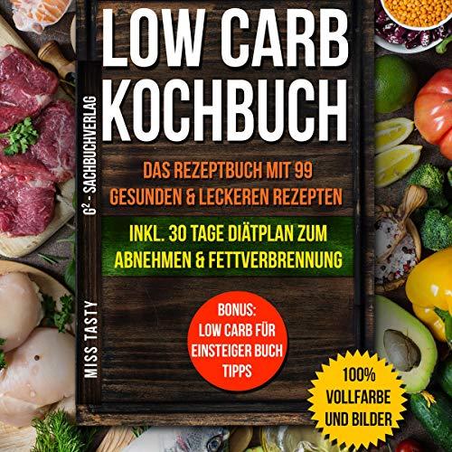 Low Carb Kochbuch Titelbild
