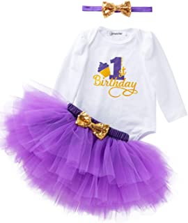 Best birthday dress for baby girl one year old Reviews