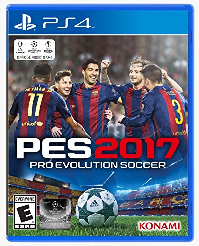 Pro-Evolution Soccer 2017 – PlayStation 4 – Standard Edition