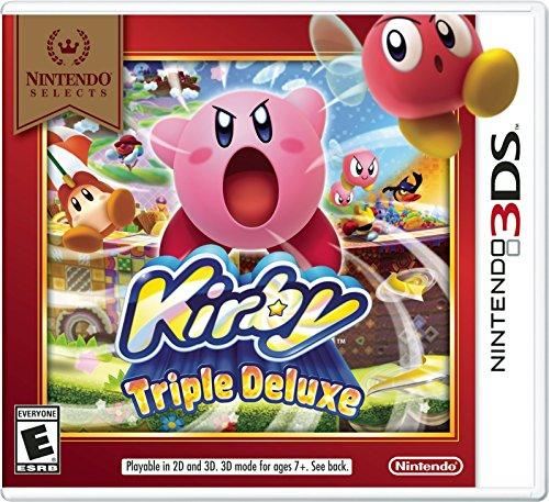 Nintendo Selects: Kirby Triple Deluxe - Nintendo 3DS