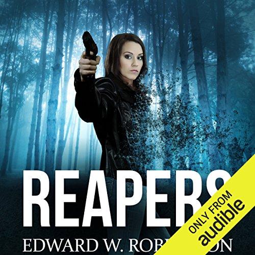 Reapers audiobook cover art