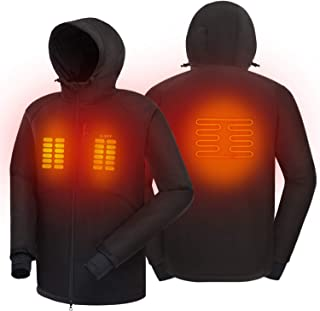 Best heated jackets with batteries Reviews
