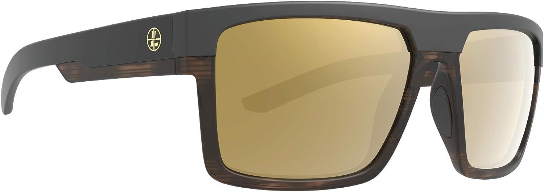 Leupold Becnara Performance Eyewear with Polarized Lenses   DiamondCoat Shatterproof Lenses with In-Fused Polarization