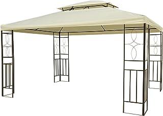 Outsunny Gazebo Cenador para Terraza Jardín Patio - Tipo