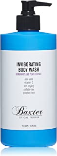 Baxter Of California Invigorating Body Wash - Bergamot and Pear Essence 473ml