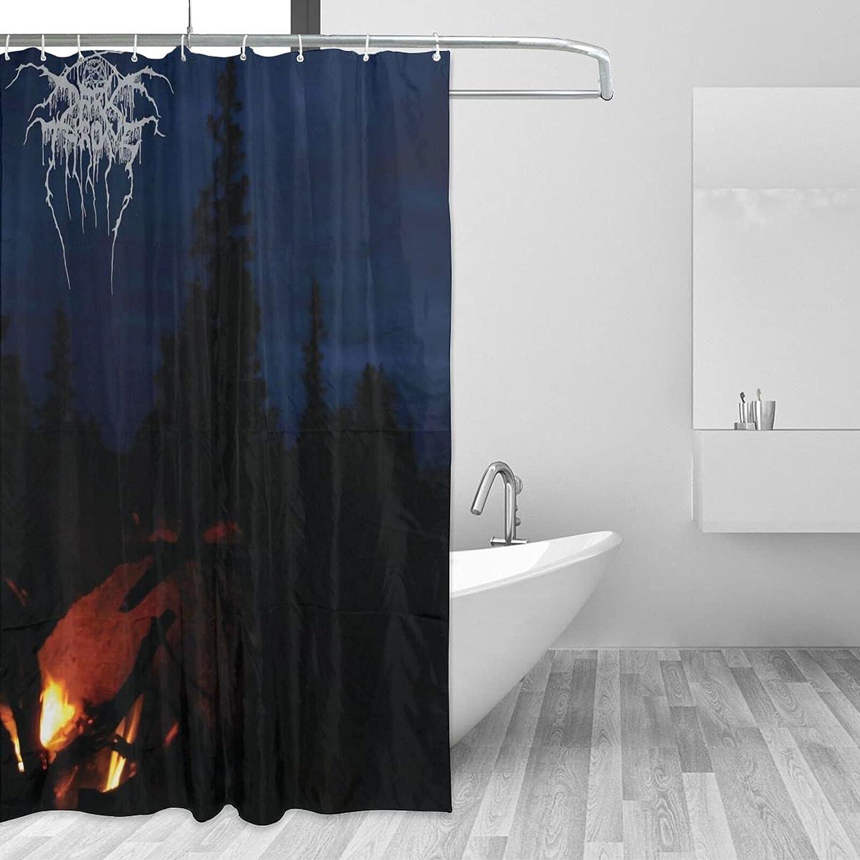 YTGBHGNJMJ Darkthrone Waterproof Polyester Curtai 1 year warranty Bathroom Decor New Shipping Free Shipping