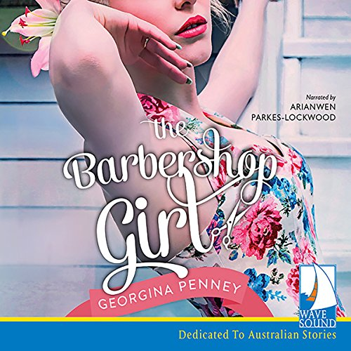 The Barbershop Girl audiobook cover art