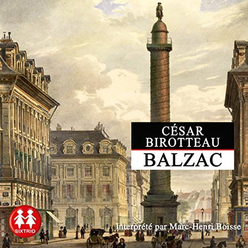 César Birotteau audiobook cover art