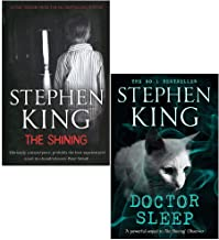 Stephen King The Shining Collection 2 Books Set (The Shining, Doctor Sleep)