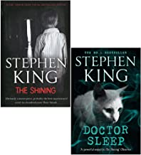 Stephen King The Shining Collection 2 Books Set (The Shining, Doctor Sleep)