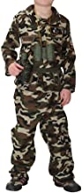 Kids Special Forces Costume Boys Army Uniform Child Halloween Hunting Cosplay Soldier Camo Camouflage Fancy Dress Outfit