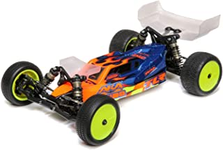 Team Losi Racing 1/10 22 5.0 2WD Buggy DC Race Kit, Dirt/Clay, TLR03016