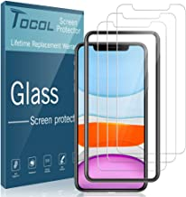 TOCOL [3 Pack] for iPhone 11 and iPhone XR 6.1