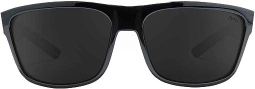 Gloss Black w/ Polarized Dark Grey Lens