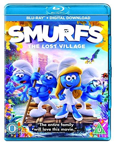 Smurfs: The Lost Village [Blu-ray] [UK Import]