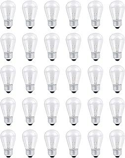 gemmy lightshow 8 kaleidoscope projection string light bulbs