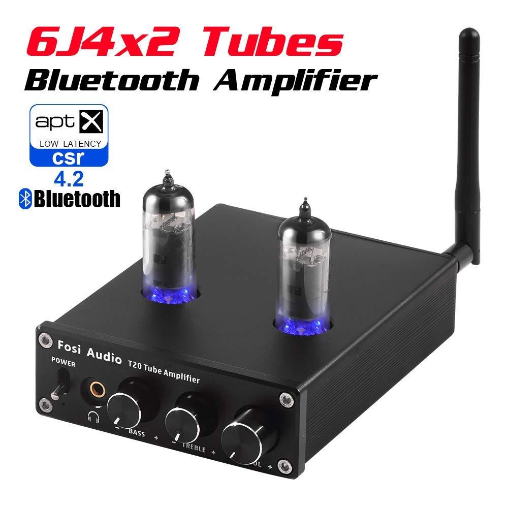 Bluetooth Amplifier Receiver Integrated Headphone