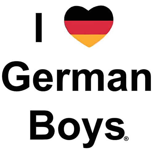 i love german boys