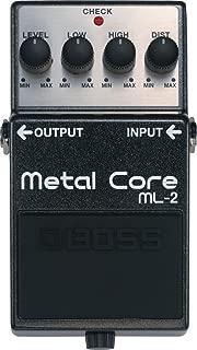 Best boss heavy metal pedal Reviews
