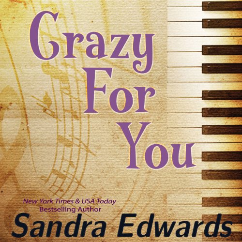 Crazy for You audiobook cover art