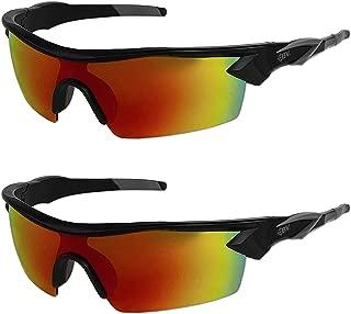 Battle Vision HD Polarized Sunglasses by Atomic Beam, UV Block Sunglasses