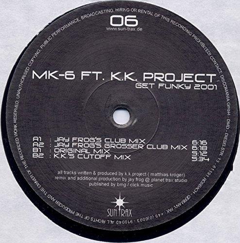 Get Funky 2001
