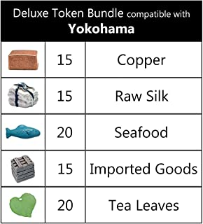 Deluxe Token Bundle Compatible with Yokohama