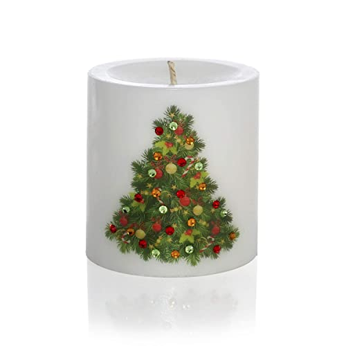 CHRISTMAS-NEWYEAR 500 Unscented Tea Light Candles for Weddings