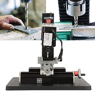 Fresadora de metal, alta precisión 24W Mini fresadora de metal ...