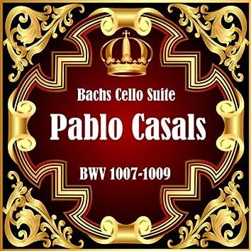 Bachs Cello Suite, Bwv 1007-1009