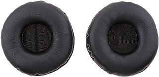 Dovewill 70mm  1ペア  ヘッドホンに対応 イヤパッドカバー 交換用 イヤークッション 高弾性 耐久性 軽量 柔らかく快適