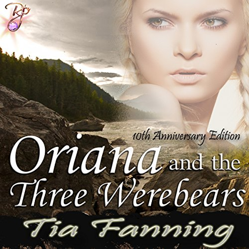 Oriana and the Three Werebears audiobook cover art